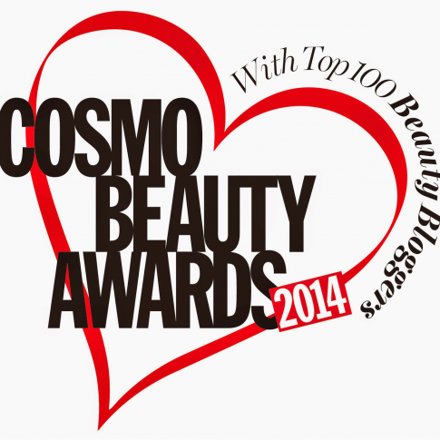 cosmo beauty awards 2014_with top100_LOGO